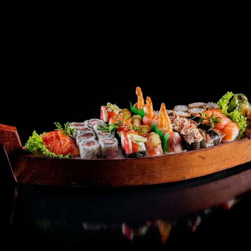 + Sushi