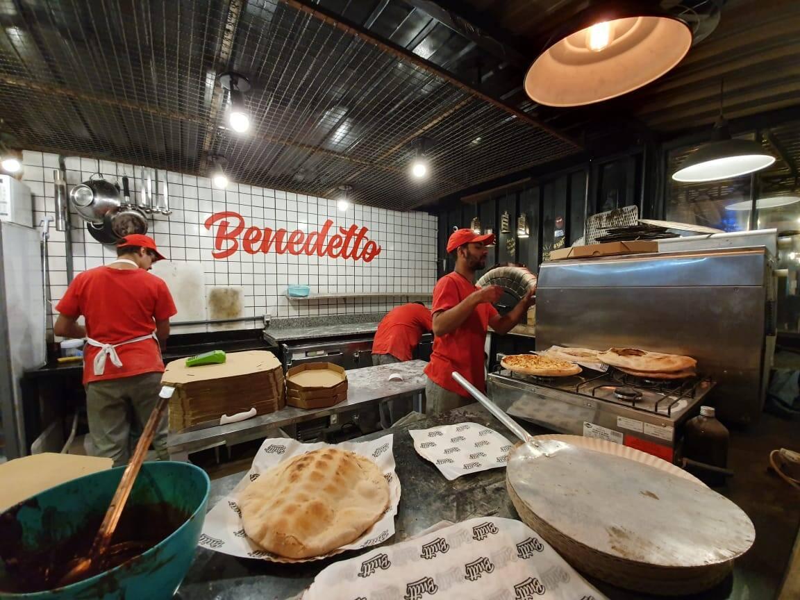 Benedetto Pizza