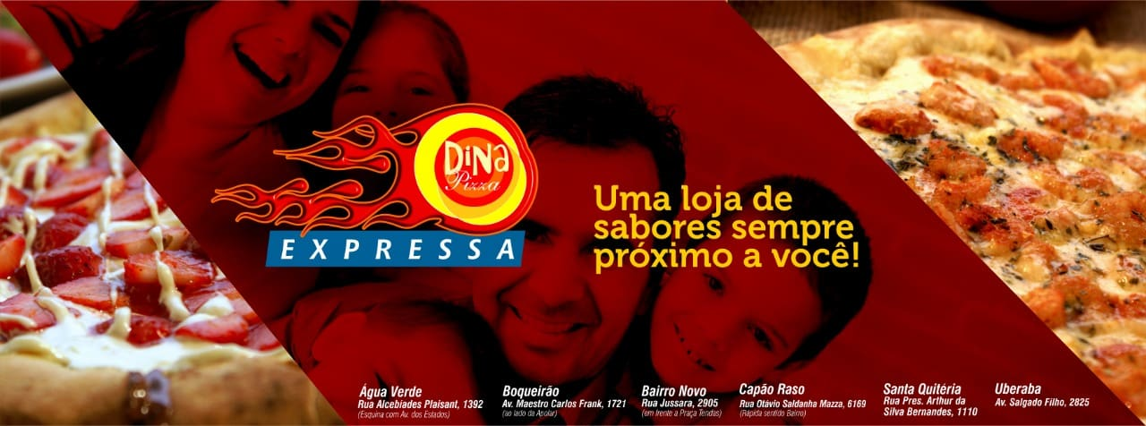 Dina Pizza - Sta Quitéria