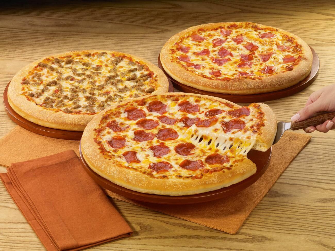 Pizza&burger Premio