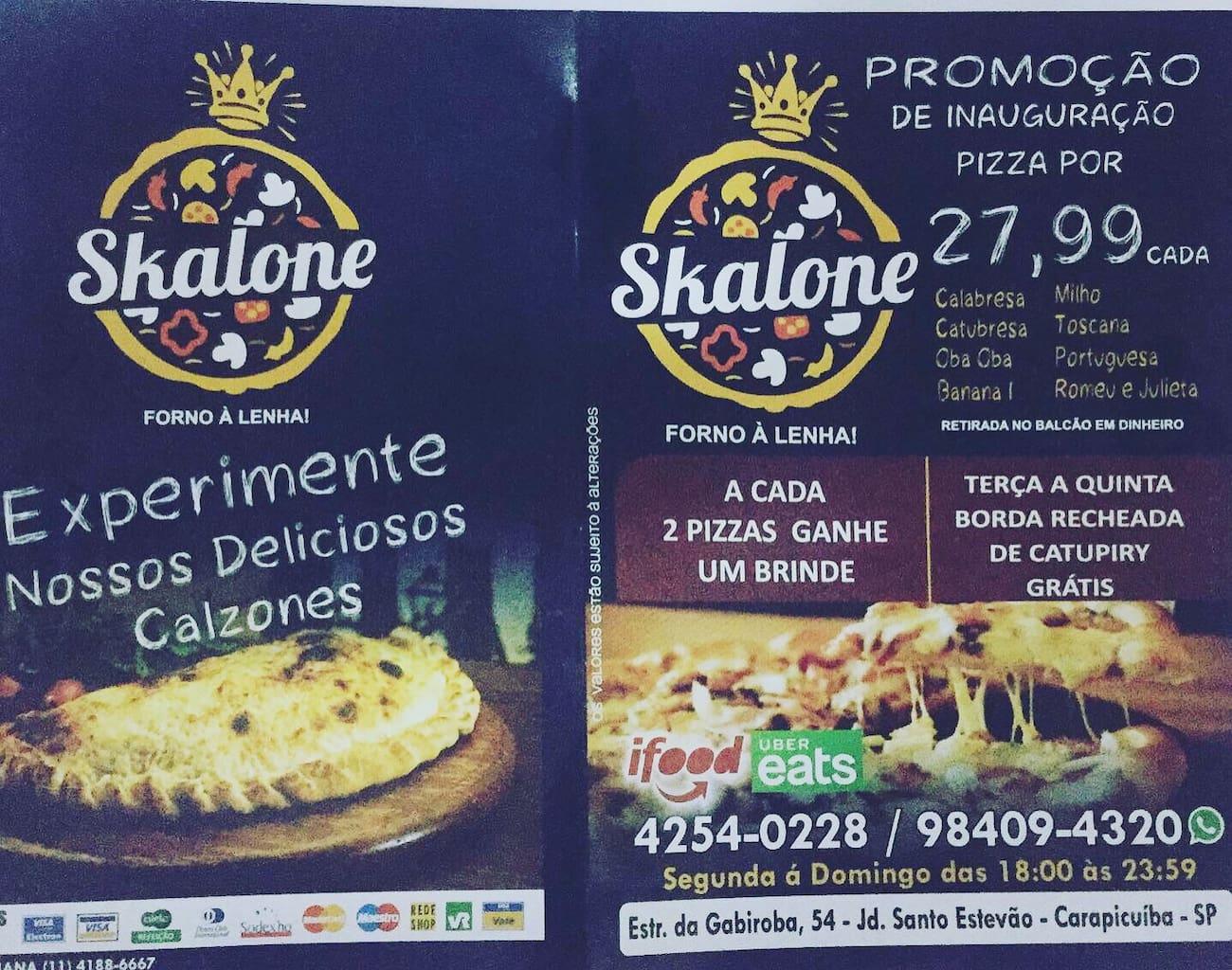 Pizzaria Skalone