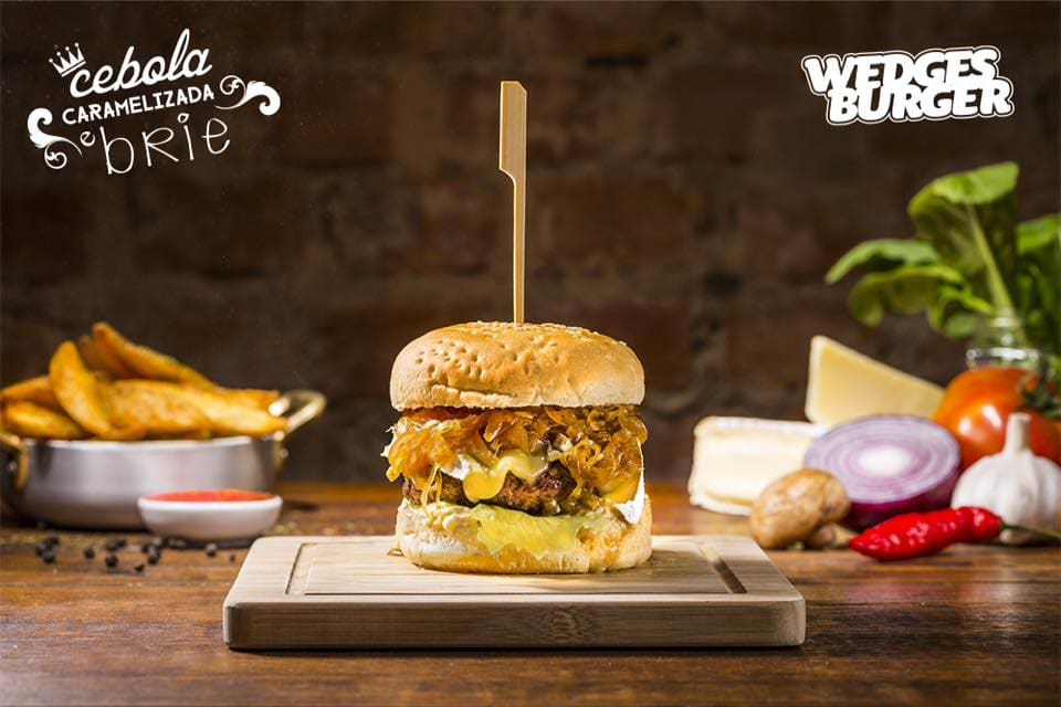 Wedge's Burger