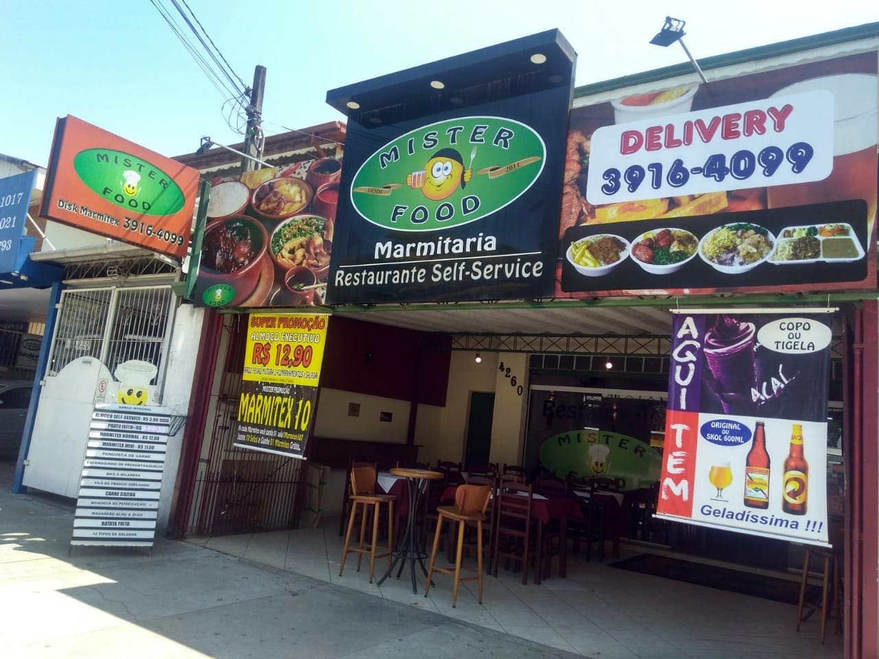 Mister Food Restaurante