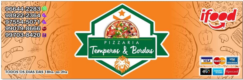 Pizzaria Temperos e Bordas