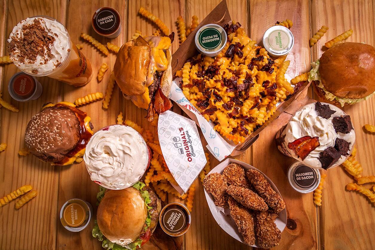 Originals Smash Burger Aracaju Boulevard