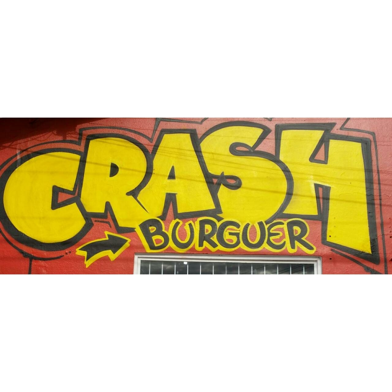 Crash Burguer Lanches,xis e Porções