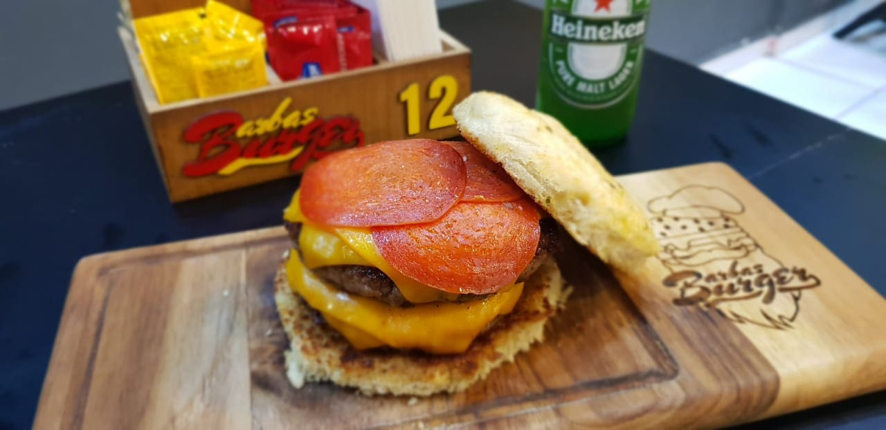 Barba's Burger