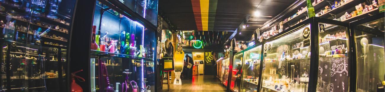 Ganjah Coffeeshop