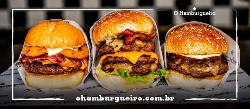 O Hamburgueiro Burgers
