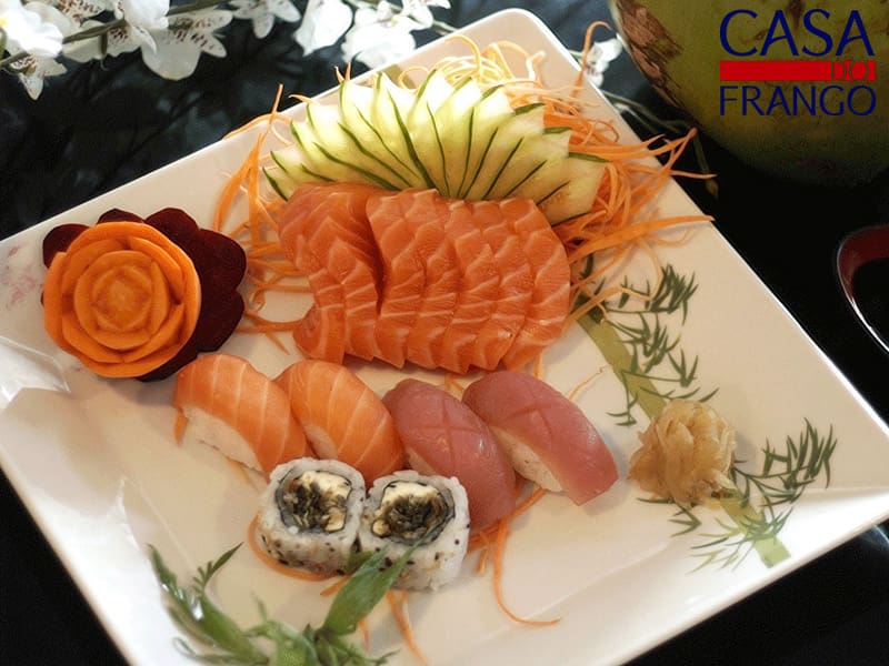 Casa do Frango Sushi Bar