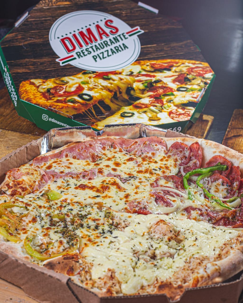 Dimas Restaurante e Pizzaria