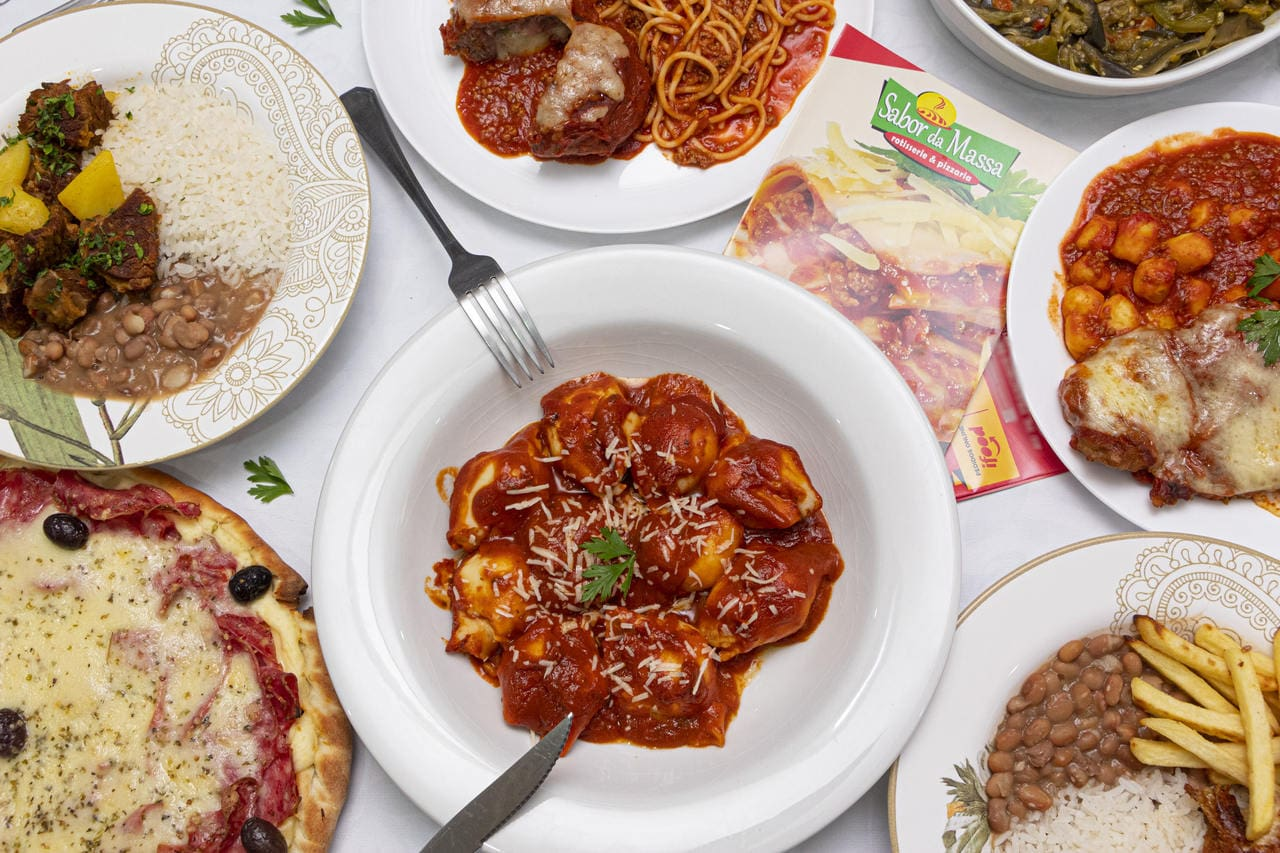 Sabor da Massa Rotisserie e Pizzaria