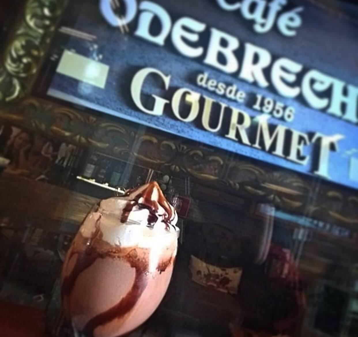 Cafeteria Odebrecht Gourmet