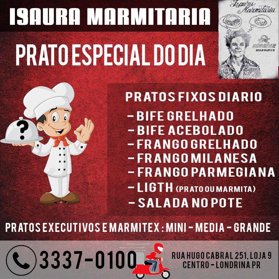 Isaura Marmitaria