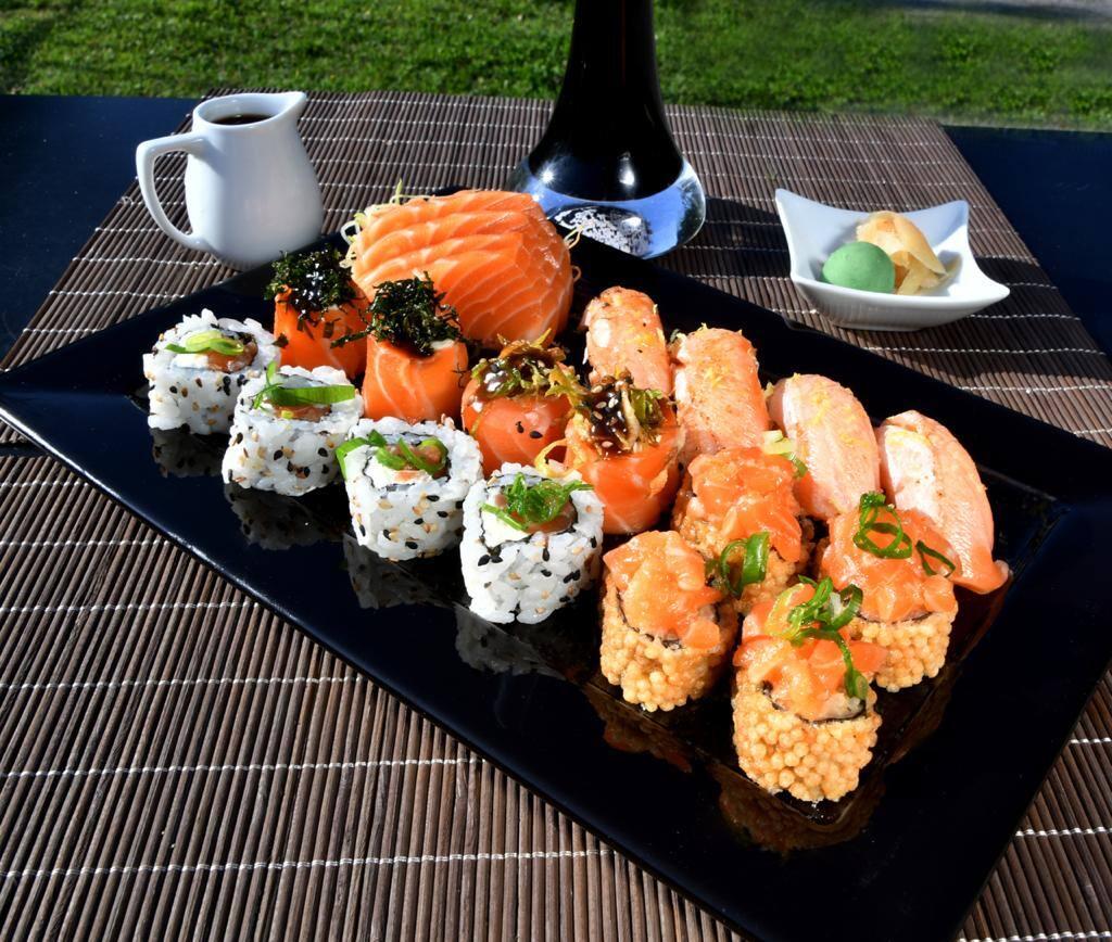 Boomie Sushi - Tijuca