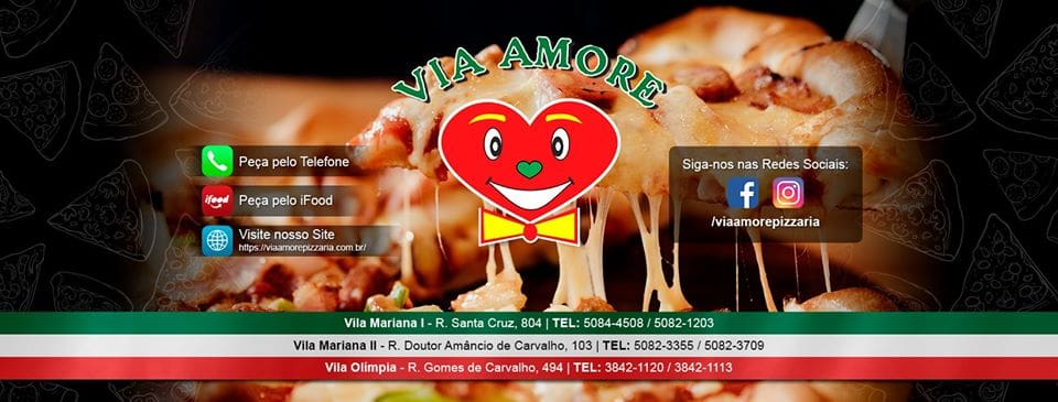 Pizzaria Via Amore