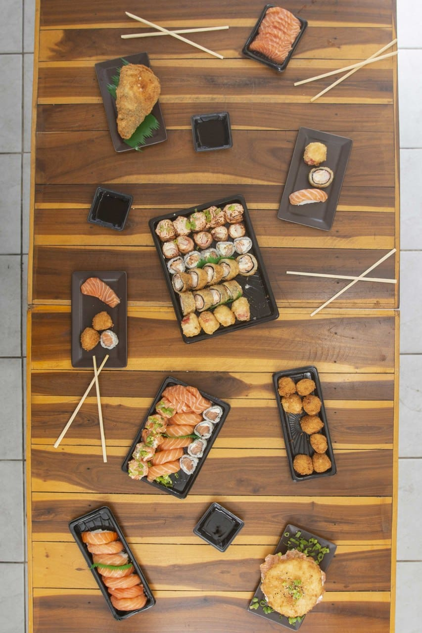 Ridá Sushi Delivery