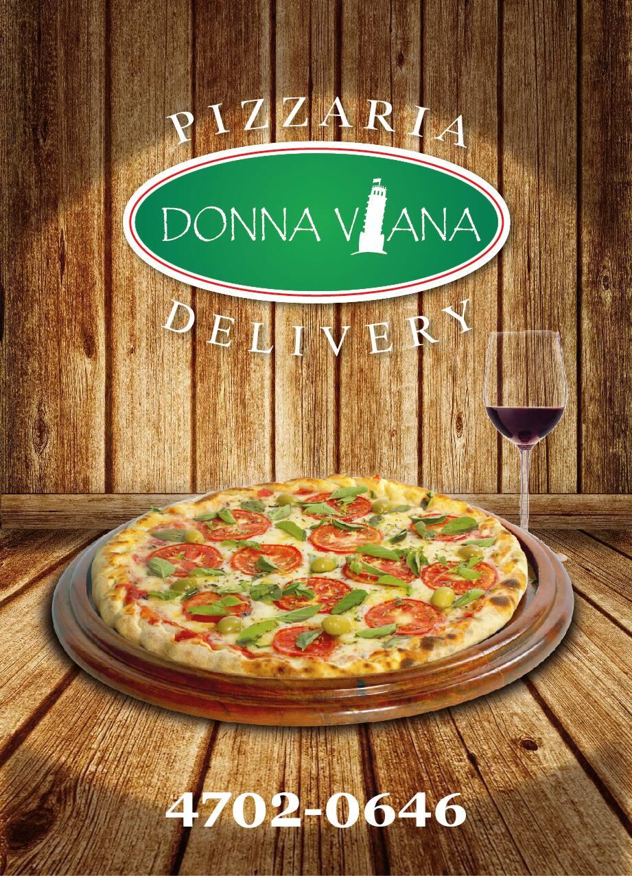 Donna Viana Pizzaria e Esfiharia