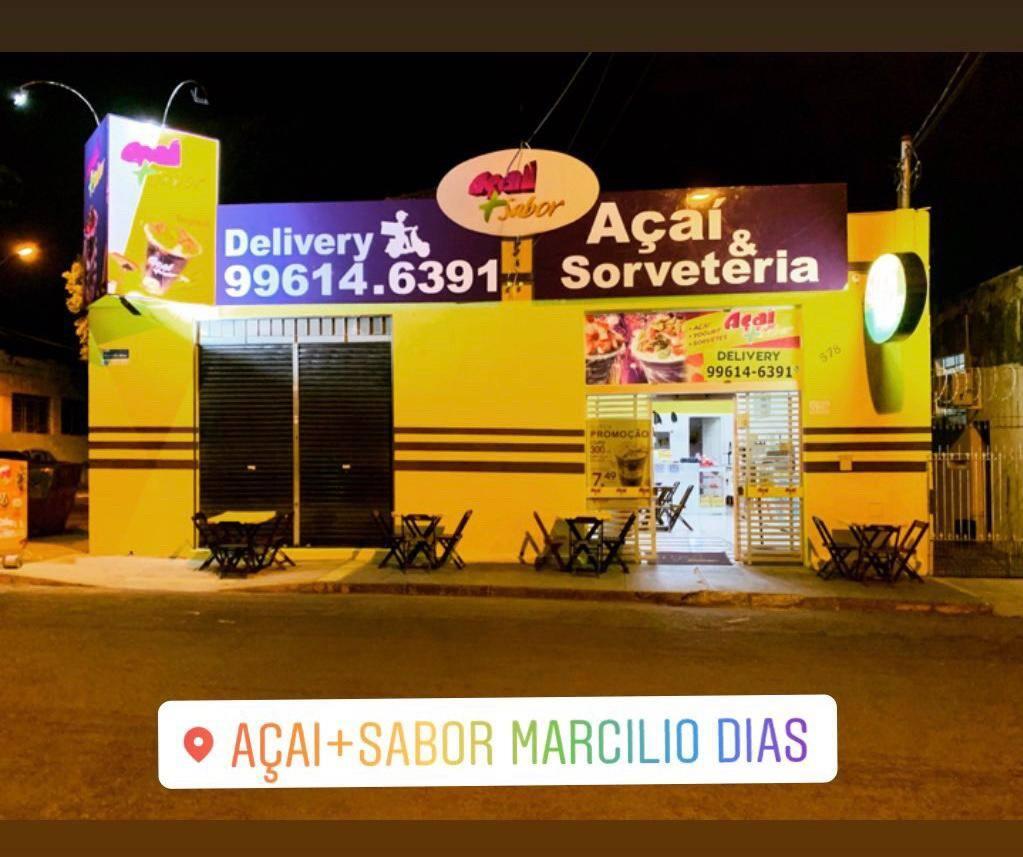 Açai + Sabor Marcilio Dias