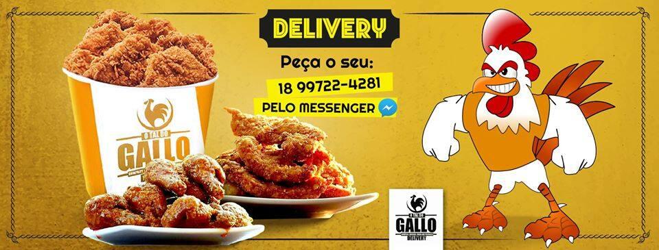 O Tal do Gallo Delivery