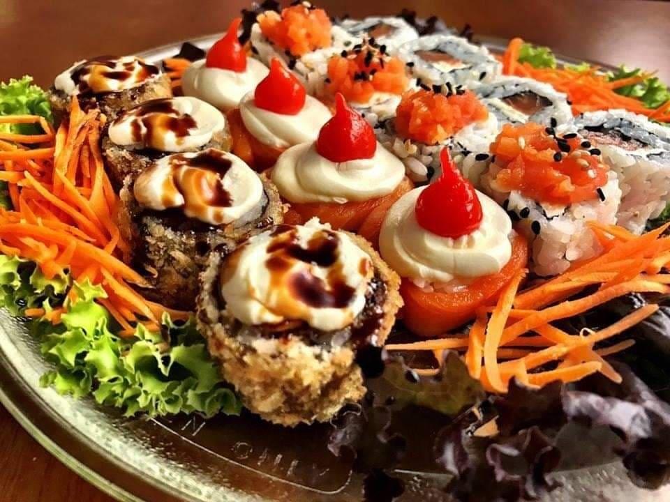 Maki Sushi Prudente Delivery