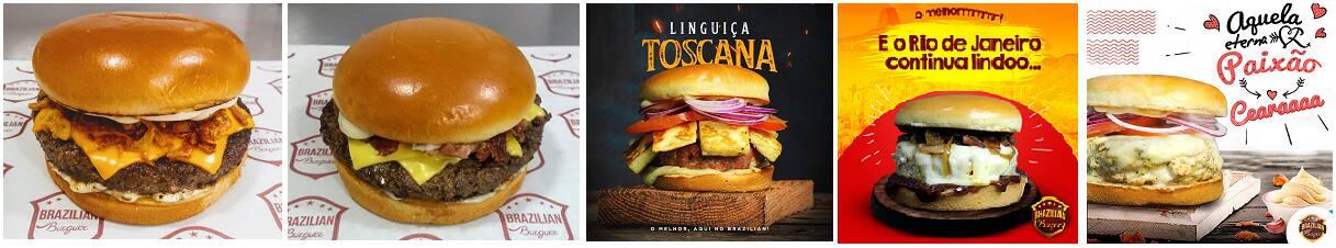 Brazilian Burger Delivery