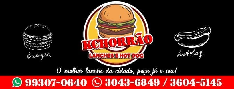 O Kchorrão Lanches e Hot Dog