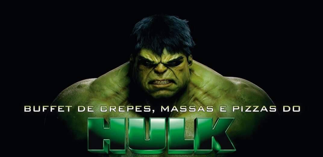 Crepes, Massas e Pizzas do Hulk