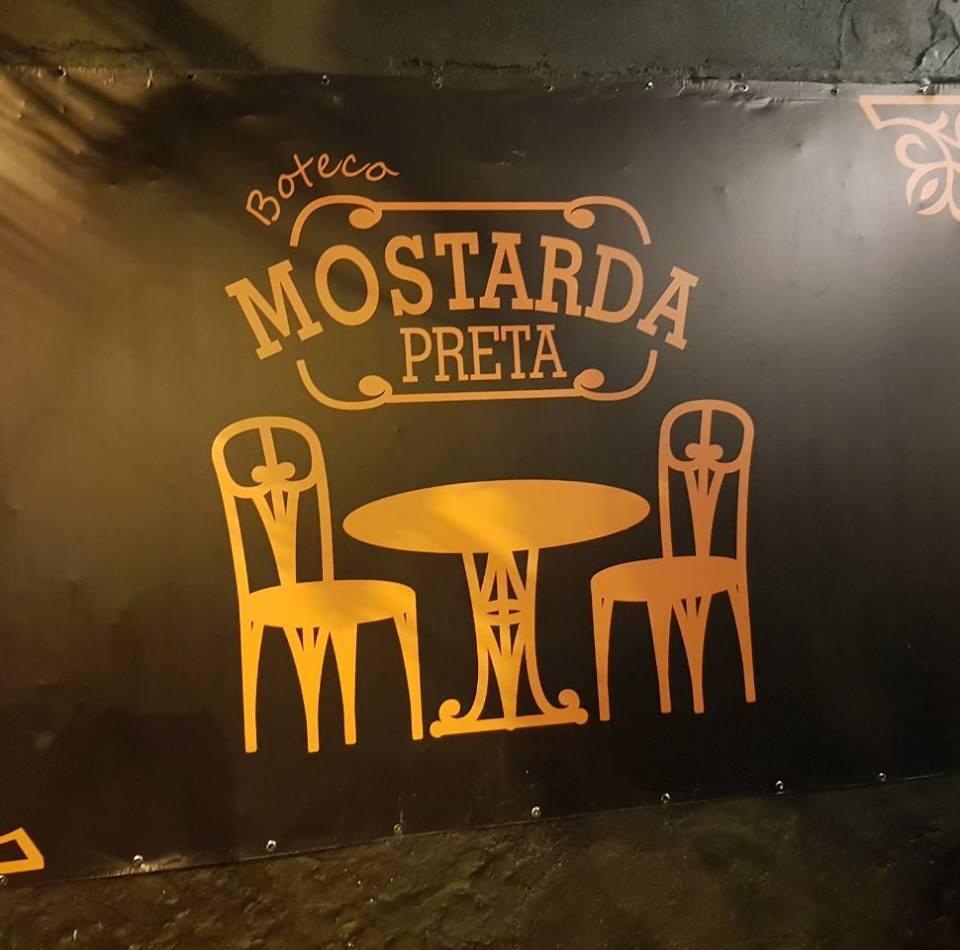 Mostarda Preta