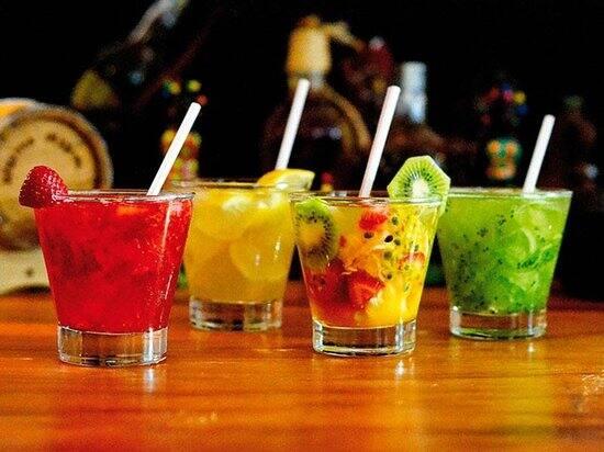 Caipirinha tequila