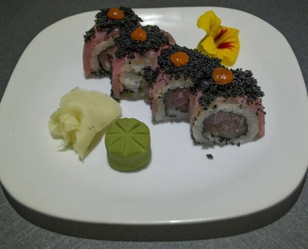 73 – uramaki tuna spicy