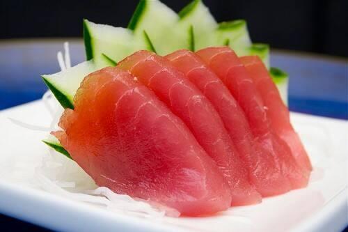 51 – sashimi do atum