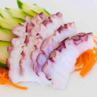 52 – sashimi do polvo