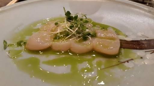 53– sashimi de vieiras canadense