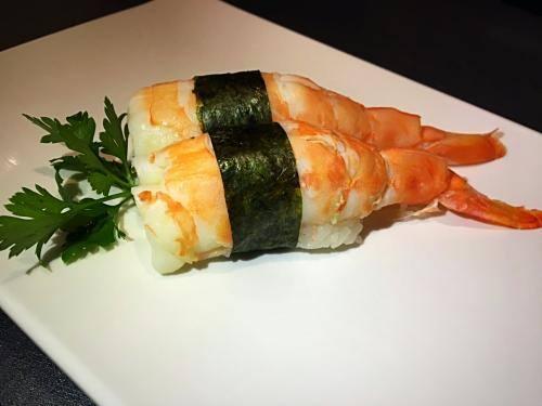 104  – niguiri camarão