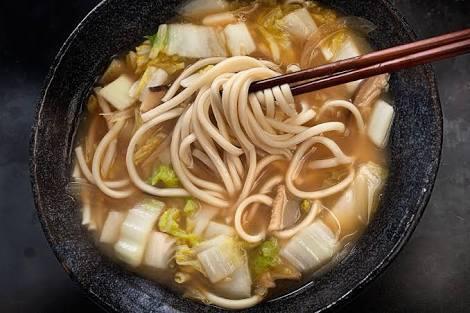 Udon missô shiro (600 gramas)