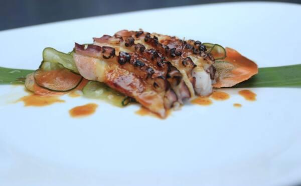 61 – sashimi especial polvo cristalizado