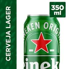 Heineken - lata  350 ml