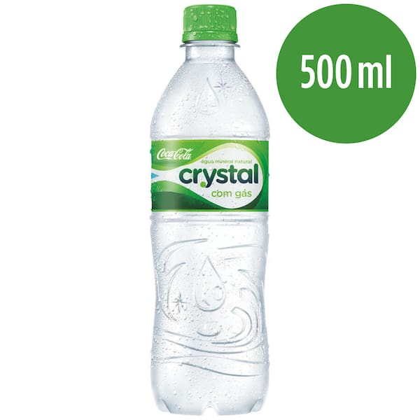 Água com gás 500 ml