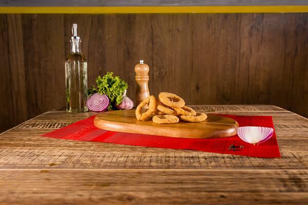 Onion rings individuais - sem molho
