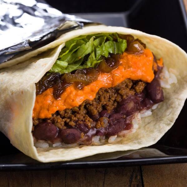 Burrito Acapulco (400g)