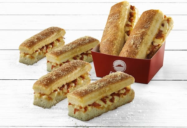 Breadsticks pepperoni 8 unidades
