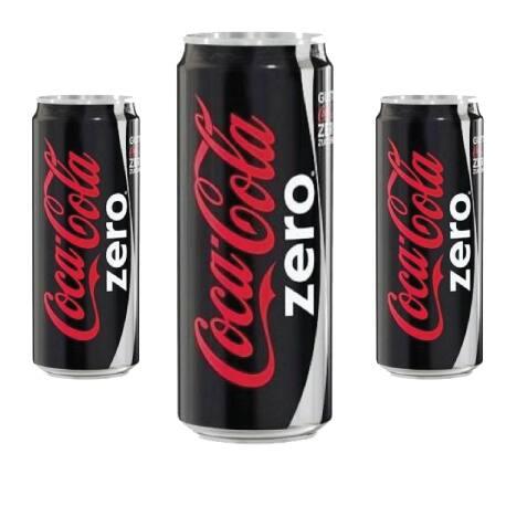 Coca lata zero