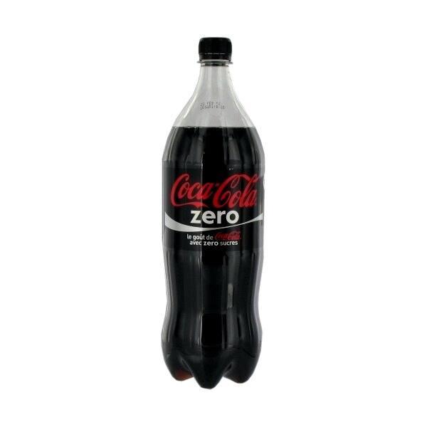 Refrigerante coca zero 2L