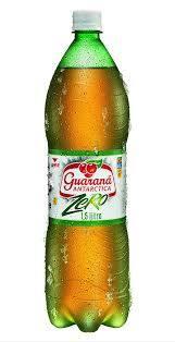 Refrigerante gurana zero 2L