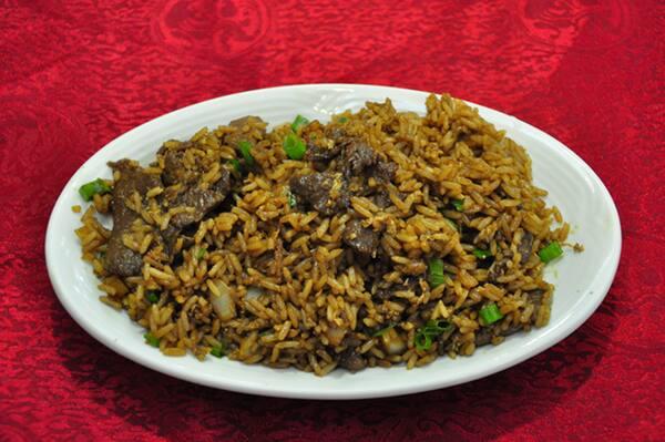 107- arroz risoto de carne