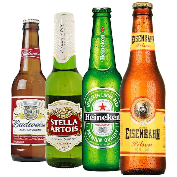 Cervejas long neck (unidade)