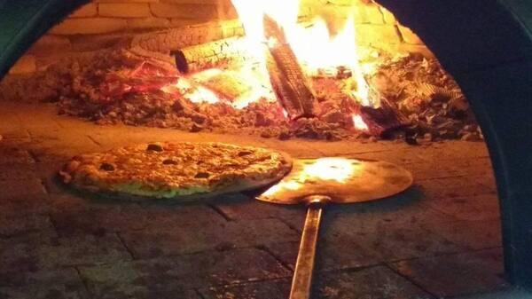Promoção pizza grande 12 fatias 35 cm dois sabores  monte a sua preferencia .