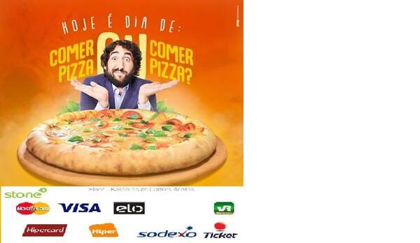 Promoção 5 estrela pizza media 8 fatias 30 cm . (cópia 1)