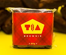 Brownie da tia